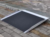 Hliníkové plošiny pro překonání menších výškových rozdílů