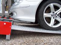 Protiskluzové rampy pro auta, motorky a jiné stroje